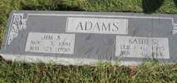 Katie S Adams