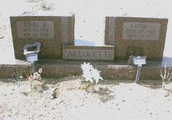 Ethel Jane <i>Baker</i> Caillouette