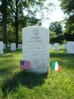 Joan Maureen Larkin