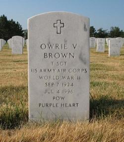 Owrie V Brown