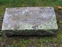 Moses MacDonald