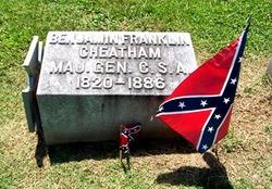 MG Benjamin Franklin Cheatham