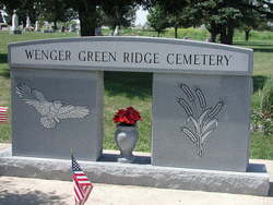 Wenger Green Ridge Cemetery