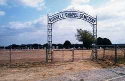 Russell Chapel Cemetery