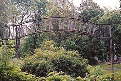 Mazeppa Cemetery