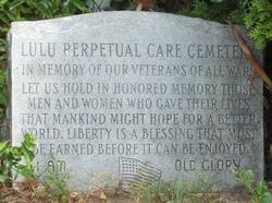 Lulu Perpetual Care Cemetery