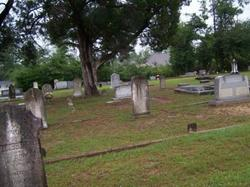 Gonzalez United Methodist Church Cemetery