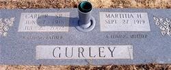 Martitia <i>Holt</i> Gurley