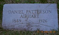 Rev Daniel Patterson Pat Airhart