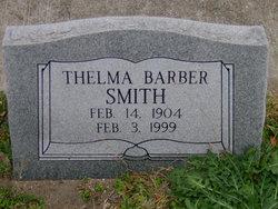 Thelma Theo <i>Barber</i> Smith