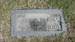 Floyda <i>Hickox</i> Bishop
