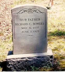 Dr Richard Curd Bowles