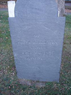 Levi Baldwin