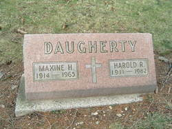 Harold Reid Daugherty