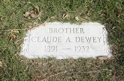 Claude A. Dewey