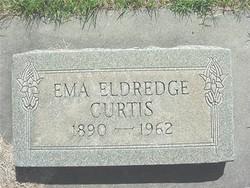 Ema <i>Eldredge</i> Curtis