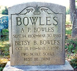 Abraham Perkins Bowles