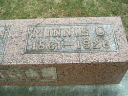 Minnie C. <i>Reid</i> Bell