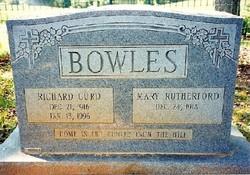 Richard Curd Bowles