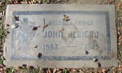 John Albiero