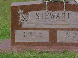 Arville Oree Stewart