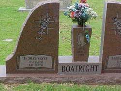 Thomas Wayne Boatright
