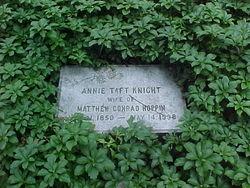 Annie Taft <i>Knight</i> Hoppin