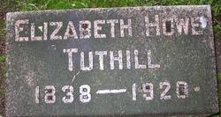 Elizabeth <i>Howe</i> Tuthill