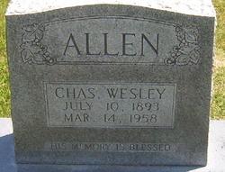 Charles Wesley Allen