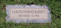 Samuel Thomas Bassett