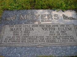 Victor Eugene Meyers