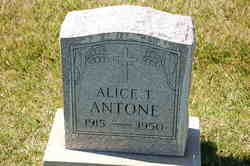 Alice T. Antone