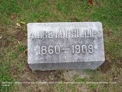 Mary Alice <i>Wright</i> Phillips