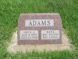 Owen Jay Oney Adams
