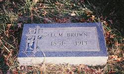 Columbus C Lum Brown