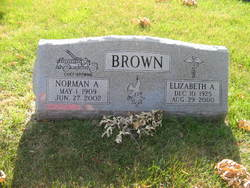 Norman A. Chief Brownie Brown