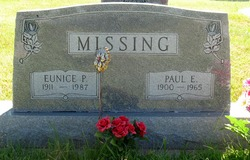 Eunice P Missing