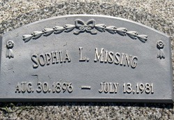 Sophia L Missing