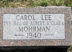 Carol Lee Mohrman
