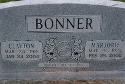 Marjorie Mae <i>Haynes</i> Bonner