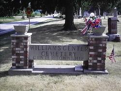 Williams Center Cemetery