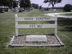 Shock Cemetery