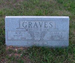 Clara <i>Barnes</i> Graves