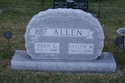 Evelyn Marie <i>Brooks</i> Allen