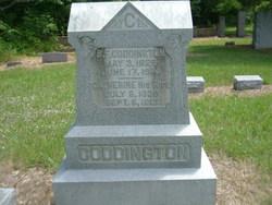 Benjamin Franklin Coddington
