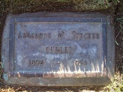 Algernon Maltby Curley Stecker