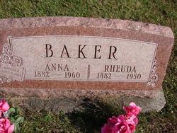 Anna <i>Cotner</i> Baker