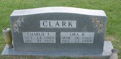 Charlie F. Clark