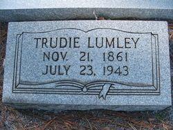 Virginia Gertrude Trudie <i>Lumley</i> Derriso