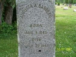 Augusta A Barbeau